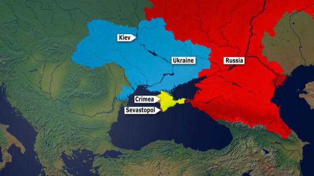 Rusia clasifică informaţiile referitoare la companiile care îşi desfăşoară activitatea în Crimeea anexată