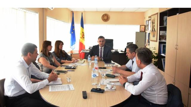 Conducerea ADR Centru din România, în vizită în R. Moldova