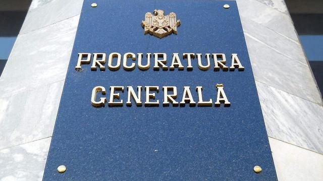 Reacția Procuraturii Generale cu privire la cazul de la Vulcănești