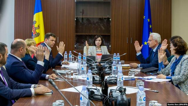 Maia Sandu anunță că va crea un Birou de politici anticorupție și reforma justiției, cu participarea experților locali și internaționali