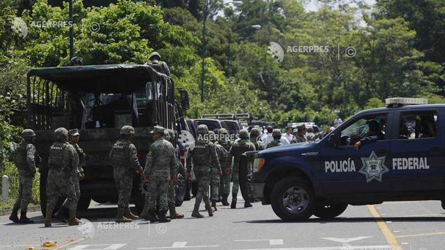 Migranţi: Mexicul va desfăşura 6.000 de membri ai Gărzii naţionale la frontiera sudică, pe fondul ameninţărilor lui Trump