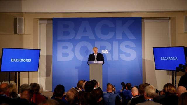 Marea Britanie: Primul tur al alegerilor pentru şefia Partidului Conservator