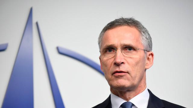 Secretarul general al NATO consideră că anexarea Crimeei  a fost o consecinţă a concurenţei dintre marile puteri