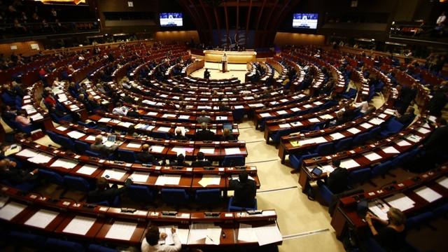 APCE și-a exprimat  îngrijorarea cu privire la situația din Republica Moldova