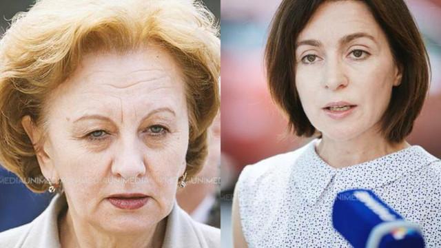Zinaida Greceanîi și Maia Sandu au avut o ședință cu guvernatorul Băncii Naționale a Moldovei, Octavian Armașu