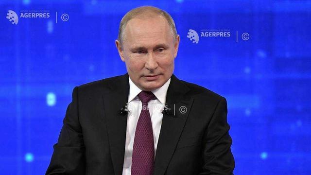 Rusia | Putin consideră depășite valorile liberale