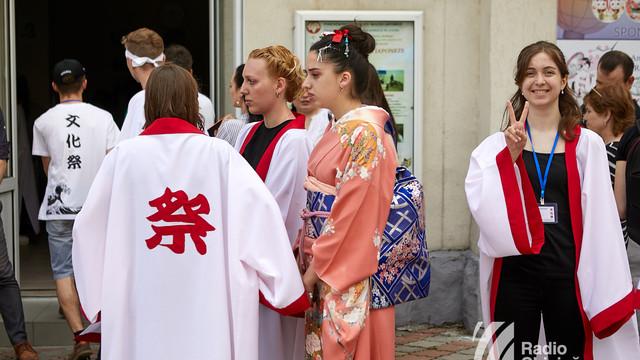 FOTO | Bushido, karate, katana și kimono la Chișinău. Festivalul culturii japoneze în Republica Moldova