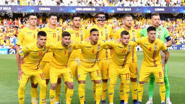 Fotbal   Victorie de senzație a României cu 4-2 în fața Angliei, la Campionatul European pentru tineri sub 21