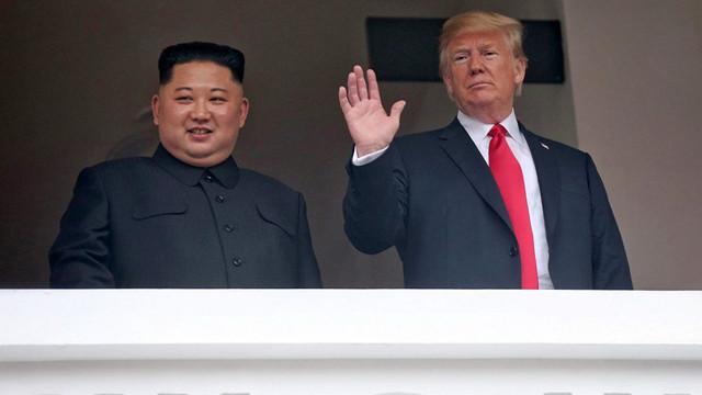 """Liderii de la Casa Albă și Phenian au făcut un schimb de scrisori """"excelente"""" şi """"minunate"""""""