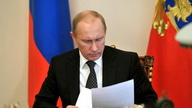 Statele Unite acuză Rusia că testează arme nucleara. Reacţia Administraţiei Vladimir Putin