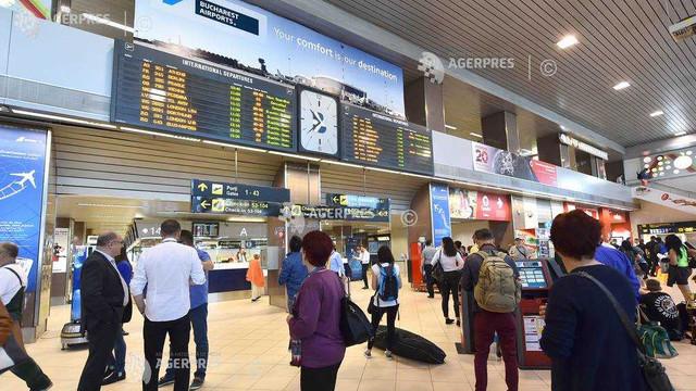Aeroportul Otopeni va avea 6 porți de control automat al pașapoartelor, care vor permite  pasagerilor cu acte biometrice să nu mai stea la cozi