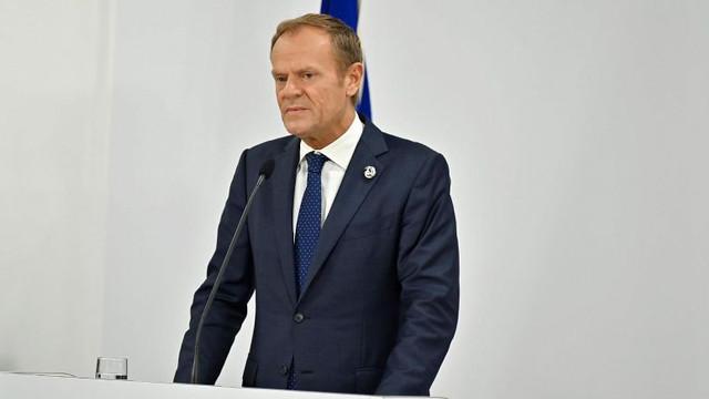 Donald Tusk   UE este mai aproape de un acord privind numirile pentru principalele posturi din instituţiile europene