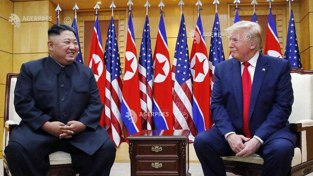 Liderul nord-coreean a fost invitat în SUA de Donald Trump, care anunţă reluarea negocierilor; Kim Jong Un se declară optimist