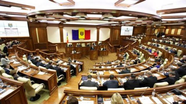Parlamentul de la Chișinău a anulat crearea primăriilor și consiliilor de sector din municipiul Chișinău