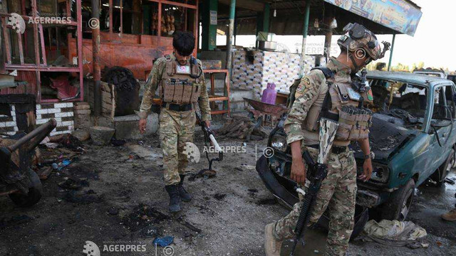 Afganistan | Cel puţin nouă morţi şi 12 răniţi într-un atentat sinucigaş la Jalalabad