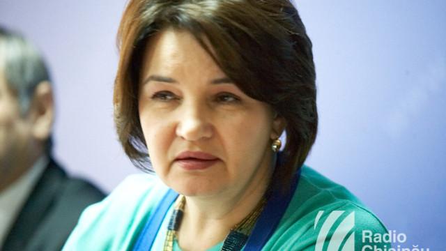 Monica Babuc, votată în funcția de vicepreședinte al Parlamentului