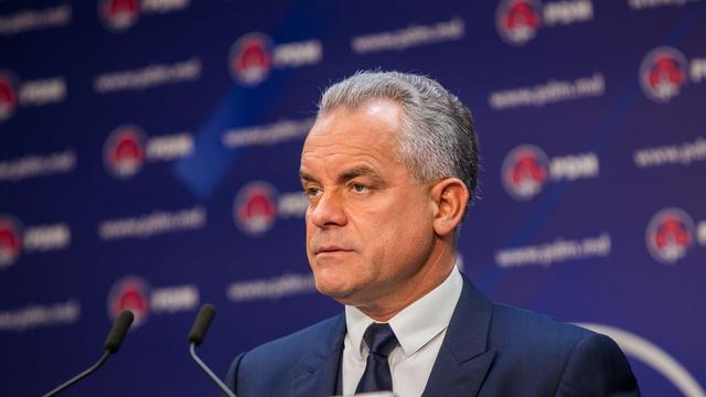 Vlad Plahotniuc și-a anunțat demisia din funcția de președinte al PD
