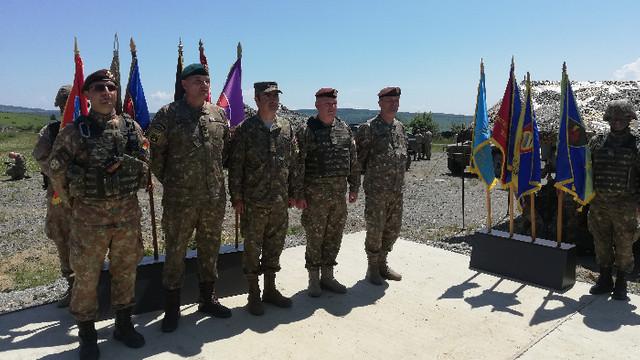 FOTO | Saber Guardian 2019  - cel mai amplu exerciţiu militar multinaţional găzduit în acest an de România