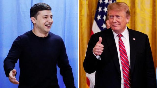 Întâlnirea dintre Volodimir Zelenski şi Donald Trump ar urma să aibă loc după alegerile pralamentare din Ucraina