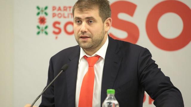 Ilan Șor: Partidele trebuie să se așeze la masa de discuții pentru a depăși criza politică