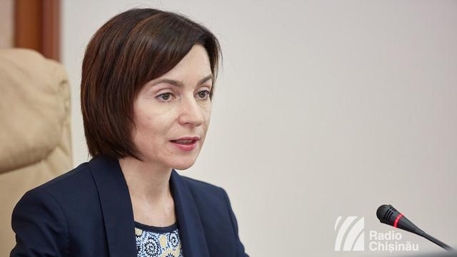 VIDEO INTERVIU | Maia Sandu: Noi avem relații bune cu UE, iar acum trebuie să dovedim prin fapte angajamentul nostru privind consolidarea democrației și îmbunătățirea guvernării