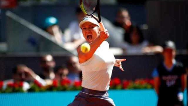 VIDEO | Simona Halep a reușit cea mai frumoasă lovitură a lunii mai în circuitul WTA