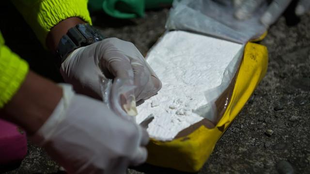 Cocaină în valoare de peste 20 de milioane de dolari, descoperită la Odesa