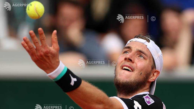 Tenis | Radu Albot, eliminat în primul tur la Eastbourne (ATP)