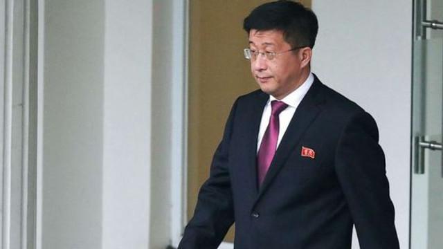 Emisarul nord-coreean în Statele Unite, despre care s-a scris că a fost executat săptămâna trecută, este încă în viaţă