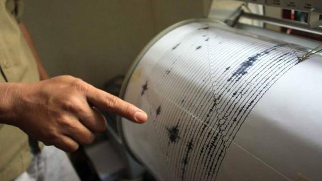 Un nou cutremur a avut loc în județul Vrancea, România