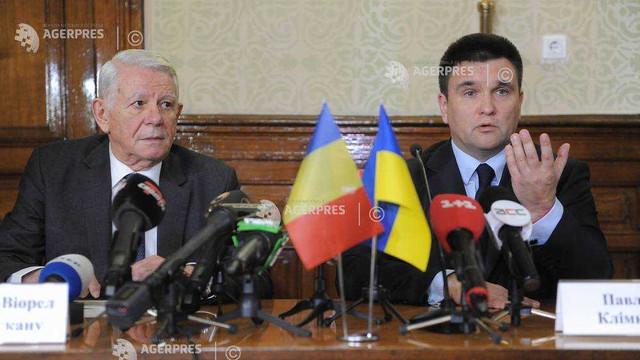 Întâlnire româno-ucraineană, la Odessa, inclusiv pe problema reglementării conflictului din Transnistria