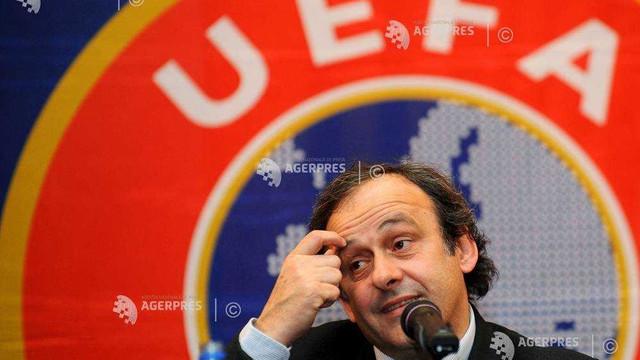 Fotbal | Michel Platini, reţinut pentru audieri în cazul acordării Cupei Mondiale din 2022 Qatarului