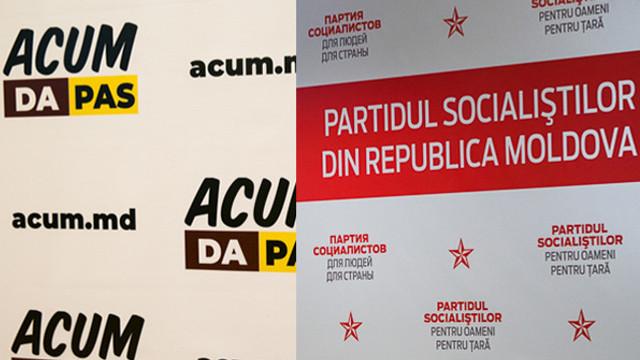 Ce spun deputații din PSRM și Blocul ACUM despre moratoriul pe subiecte ideologice și geopolitice propus de Igor Dodon