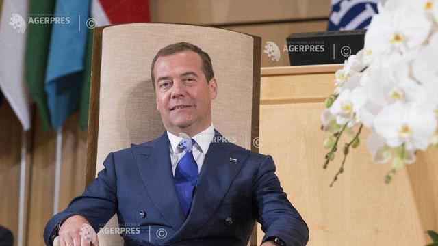 Medvedev se va deplasa în Franţa, în prima vizită a unui oficial rus la nivel înalt în ultimii doi ani