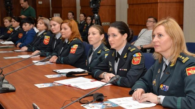 Femeile din Armata Naţională şi-au creat o asociaţie de profil