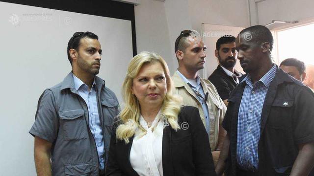 Soţia premierului israelian, Sara Netanyahu, recunoscută vinovată de cheltuirea fondurilor publice pentru mese la restaurant