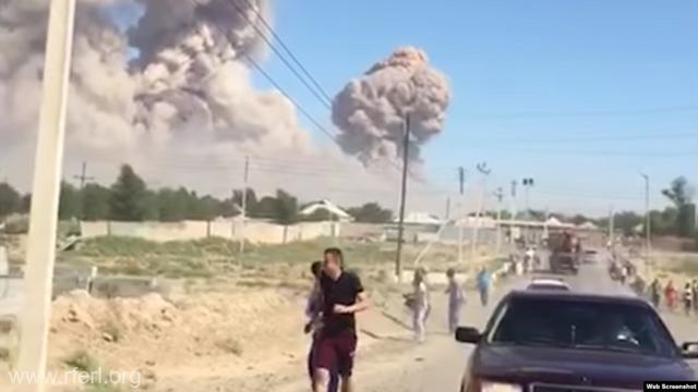 VIDEO Kazahstan | Evacuarea a peste 40.000 de locuitori, după mai multe explozii la depozitul de muniţie