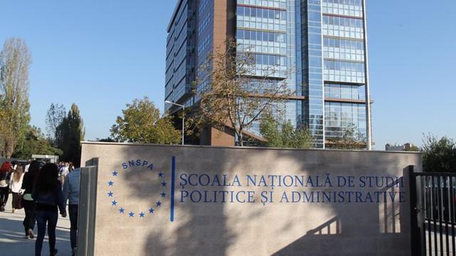 Funcţionarii publici din R.Moldova, mulţi dintre ei absolvenţi ai SNSPA din București, sunt îndemnați să dea dovadă de maturitate democratică