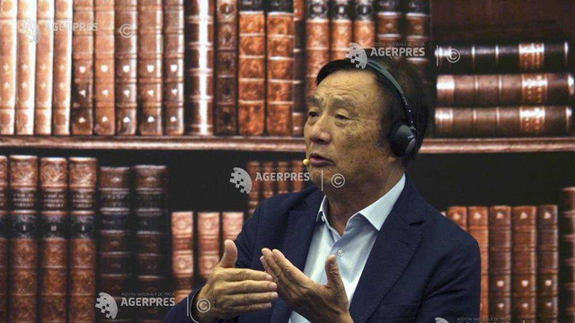Șeful Huawei se așteaptă ca vânzările să scadă la 100 de miliarde de dolari în 2019 și în 2020