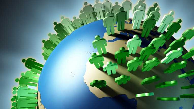 ONU prognozează că populația planetei va atinge 11 miliarde de locuitori în 2100