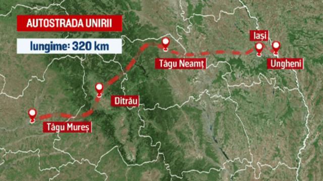 """Proiectul privind """"Autostrada Unirii Principatelor Române"""" şi """"Autostrada Basarabia"""", aprobat de Senatul României"""