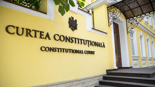 BREAKING NEWS | Curtea Constituțională și-a revizuit hotărârile: Parlamentul și Guvernul Maia Sandu, perfect valabile