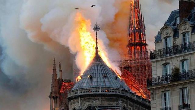 Doar 9% dintre promisiunile de donaţii pentru Catedrala Notre-Dame au fost concretizate