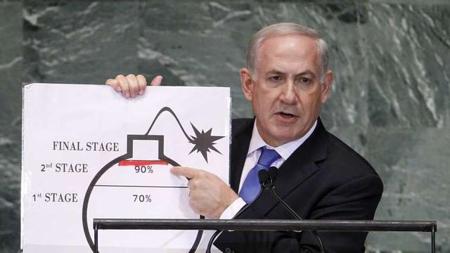 Acordul Nuclear | Netanyahu cere 'sancţiuni imediate' dacă Iranul va depăşi limita privind rezervele de uraniu îmbogăţit