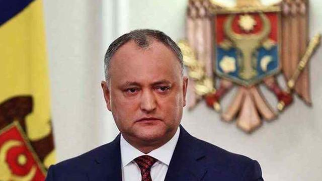 """Majoritatea PSRM-ACUM și președintele Igor Dodon au chemat cetățenii să participe la un """"marș al poporului"""""""