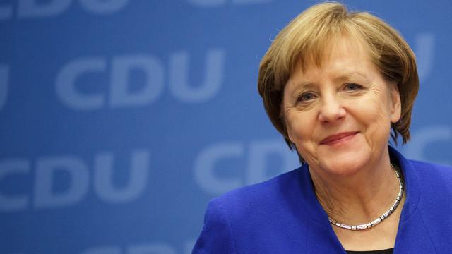 Angela Merkel o felicită pe Maia Sandu pentru ocuparea functiei de prim-ministru