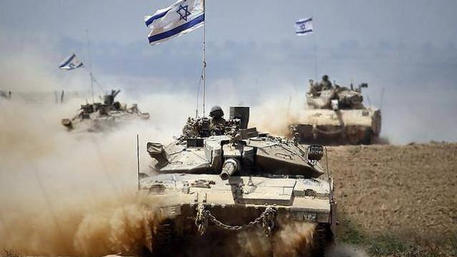 Sute de soldaţi iau parte în Israel la exerciţii militare de amploare