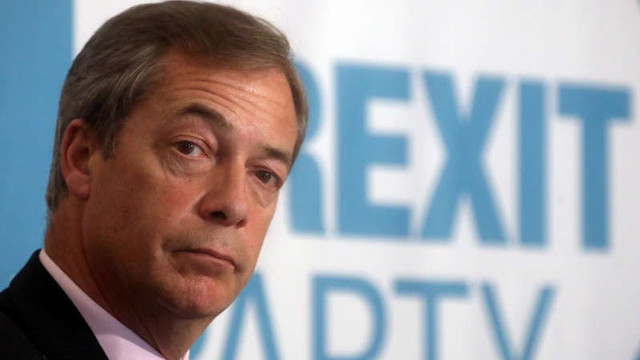 Marea Britanie | Partidul Brexit nu reuşeşte să-şi facă intrarea în parlament, după un scrutin parţial