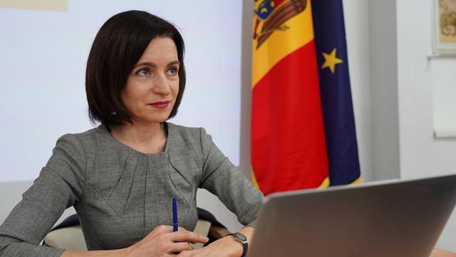 DOC | Igor Dodon a semnat decretul de numire a Maiei Sandu în funcția de prim-ministru al R.Moldova