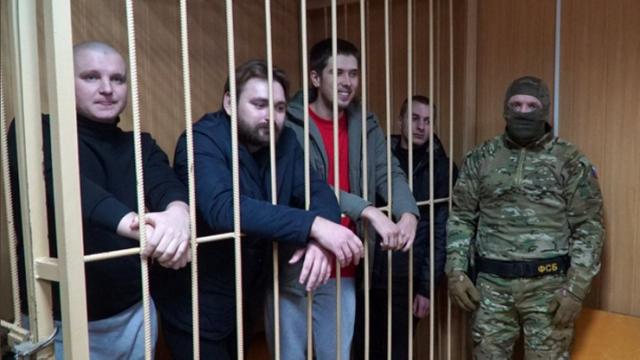 Raportor ONU | Rusia trebuie să-i elibereze imediat pe cei 24 de marinari ucraineni luaţi prizonieri în Strâmtoarea Kerci